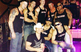 male strippers ct